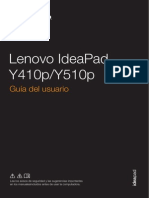 Manual Usuario Y410P Es-ES