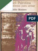 Pablo MOntero, Israel-Palestina, Rompecabezas Para Armar, Ediciones y Publicaciones Zona-Museo Nacional de Las Culturas INAH