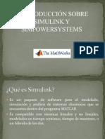 1a Introducción Simulink y Simpowersystem