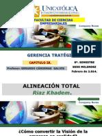 GERENCIA ESTRATÉGICA - CAPITULO IX- Riaz Khadem..ppt