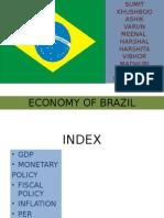 Economy of Brazil
