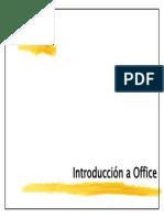Manual Introduccion Office