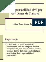20071201-EGACAL Responsabilidad Civil Por Accidentes de Tránsito JDAT[1]