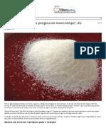 _Açúcar é a Droga Mais Perigosa Do Nosso Tempo_, Diz Especialista
