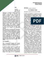 Direito Previdenciário - CERS - Aula Renato Saraiva