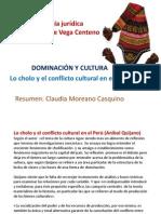 El Cholo y La Cultura