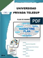 Plan de Marketing Tg