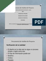 Documento de Análisis de Proyecto
