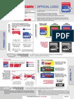 Firestone Indy Lights Logo Spec Sheet