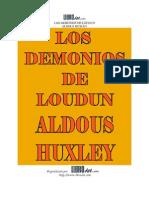 Huxley Los Demonios de Loudun
