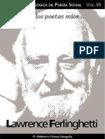 Cuaderno de Poesia Critica n 39 Lawrence Ferlinghetti