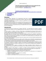 Aplicación de La Programación Lineal Para La Planificación de La Producción