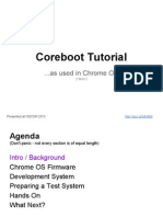 Coreboot Tutorial - OSCON 2013