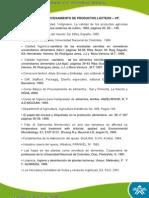 Bibliografia Procesamiento de Productos Lacteos