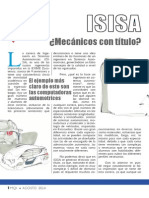 Articulo is is A
