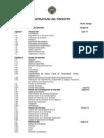 Estructura Del Proyecto(1)
