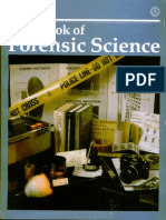 Forensics - Handbook of Forensic Science - US DOJ FBI