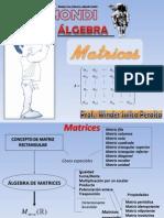 Matrices - Teoria