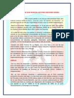 Biografía de Don Manuel Antonio Mesones Muro