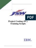 JVSL ERP PC Training Scripts v1.0