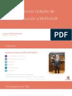 Sesion1 Minicurso de Introduccion a MoProSoft v1.3