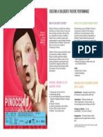 pinocchio poster