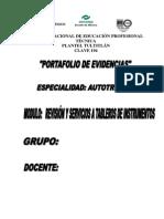Revision y Servicio a Tableros de Instrumentos