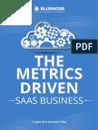 Bluenose the Metrics Driven SaaS Business
