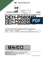 tda7381 amplifier distortion rh es scribd com Pioneer Deh P9400bh Pioneer Deh P9400bh