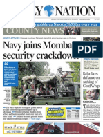 Daily Nation July 24th 2014
