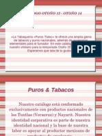 CatálogoPuros2014