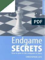 Endgame Secrets - Christopher Lutz