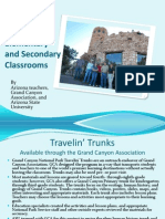 Travel in Trunk Creation