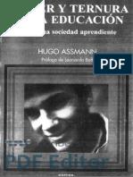 Hugo, A.-placer y Ternura