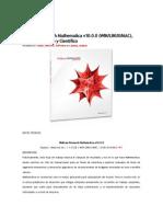 Wolfram Research Mathematica v10