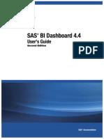 SAS BI Dashboard User Guide