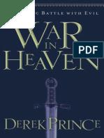 War in Heaven Derek Prince