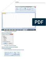 1era - 2da - 3era - 4ta - 5ta - 6ta - 7ma - 8va Clase Excel I - G9 (L-M-V)