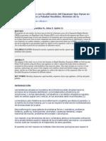 Disyunción Maxilar Con La Utilización Del Expansor Tipo Hyrax en Pacientes Con Labio y Paladar Hendidos