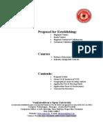 3VOU Regional & Study Centres Proposal