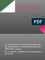 Sindrome de Respuesta Inflamatoria Sistémica
