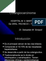 Colangiocarcinoma