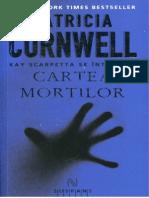 Patricia Cornwell - Cartea Morţilor [v.1.0]