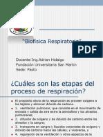 Biofisica Respiratoria()