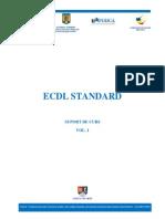ECDL  Suport Curs Volumul1