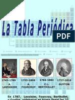 l. Tabla Periodica