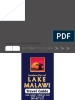 Lake Malawi Guide - 2013