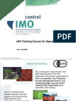 JAS Training01