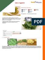 GZRic Bavette Al Pesto Patate e Fagiolini