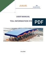 TIS User Manual